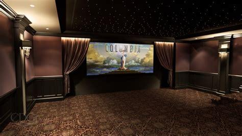 High End Custom Home Theater Thx Ultra 2  Monaco Av