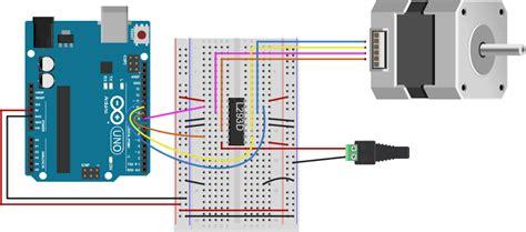 Controlling Stepper Motors Itp Physical Computing