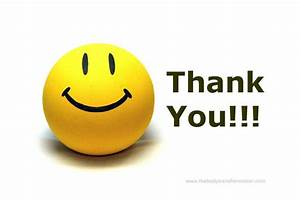 Thank You Smiley Animated | Clipart Panda - Free Clipart ...
