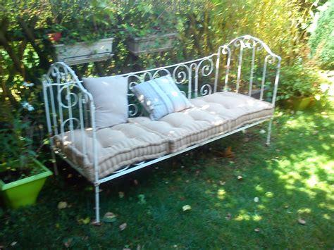 canapé lit en fer forgé formapropia com page 3262formapropia com page 3262