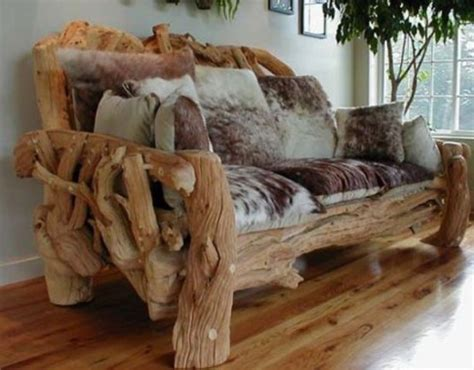 eco friendly driftwood furniture ideas   digsdigs