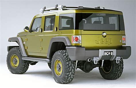 Jeep Grand Cherokee Wj  Jeep Vehicles At Naias 2004