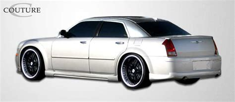 Chrysler 300 Side Skirt by 2005 2010 Chrysler 300 300c Couture Executive Side Skirts