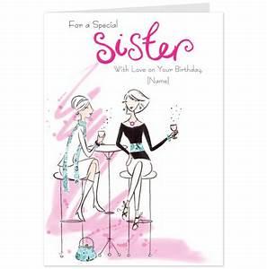 Birthday Ecards For Little Sister   Infocard.co