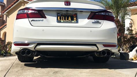 atlp   quad tip  performance exhaust resonated