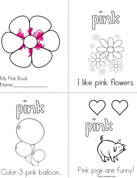 pink is my favorite color personalized coloring book letter g free printable