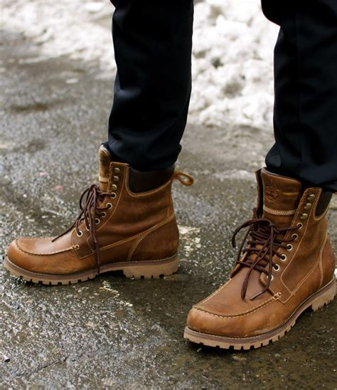 How The Cool Guys Wear Best Mens Winter Boots