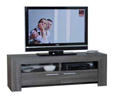 Meuble Tv Gris Fonc  Meuble Et Déco