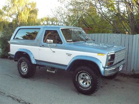 auto manual repair 1985 ford bronco ii regenerative braking how to sell used cars 1984 ford bronco ii regenerative braking buy used 1984 ford bronco in