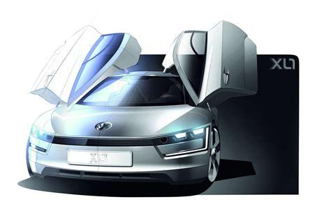 Wallpaper Arts 2018 New Volkswagen Xl1 Diesel Electric