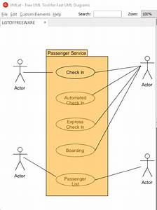 8 Best Free Use Case Diagram Creator Software For Windows