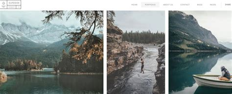 Best Photographer Website by Best Photography Portfolio Website Templates Web3canvas