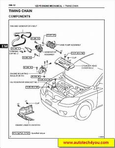 Toyota Corolla Matrix Service Manual 2007