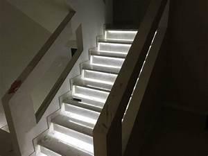 Led Stripes Ideen : stiegenbeleuchtung leuchtschnur energieforum auf ~ Sanjose-hotels-ca.com Haus und Dekorationen