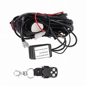 Qdy Remote Wiring Harness For Led Light Bar