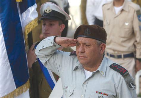 Person of the Year: Lt.-Gen. Gadi Eisenkot - Israel News ...