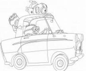 Association Prete Moi Une Voiture : coloriage dessin minion le pompier dessin ~ Gottalentnigeria.com Avis de Voitures