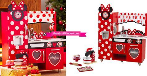 $139.99 (Reg $245) KidKraft Minnie Mouse Kitchen & Baking