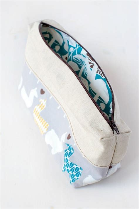 cute diy zipper pouch diyideacentercom