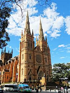 St Mary's Cathedral - Sydney - by Gypsy Rose