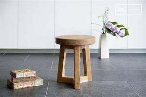 Mini Tabouret Bois : tabouret en bois maverick table ou si ge d 39 appoint tout pib ~ Teatrodelosmanantiales.com Idées de Décoration