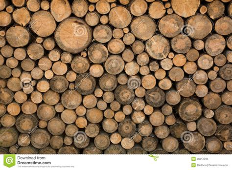 stacked wood logs royalty  stock photo image