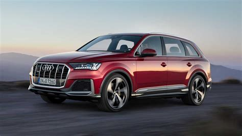 2020 Audi Q7 by Audi Q7 2020 Rejuvenesce Facelift Inspirado No Irm 227 O Q8