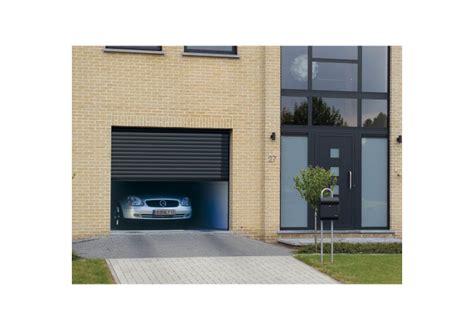 porte de garage enroulable sur mesure portes de garage portes de garage enroulables cas 233 o