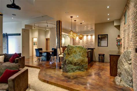 17+ Basement Flooring Designs, Ideas  Design Trends