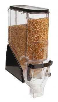 gravity bin  gallon dispenser bulk display bin