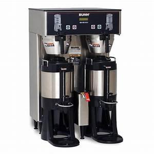 Multifunction Bunn Coffee Maker   Dual Bunn Coffee Maker