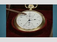 One Complicated Patek Philippe Pocket Watch from the US