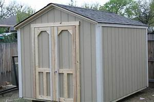 wooden sheds san antonio With 8x10 barn shed