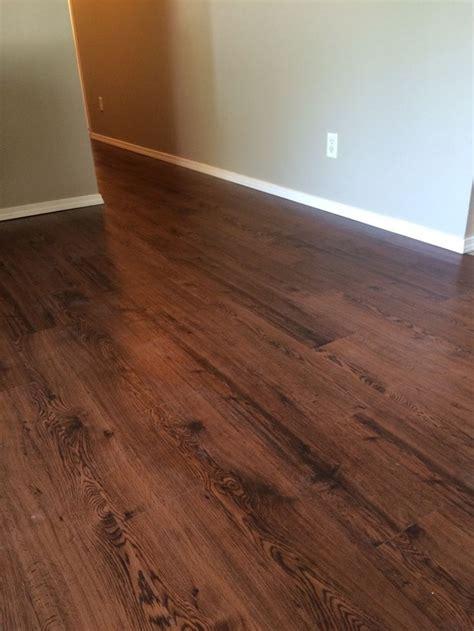 Is it ok to install a luxury vinyl tile floating floor
