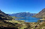 Lake Hawea New Zealand