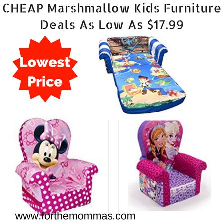marshmallow kids furniture deals