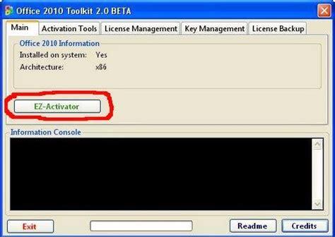 Office 2010 toolkit adalah salah satu activator yang sudah terbukti ampuh untuk mengaktifasi office 2010 milik anda secara permanen dan offline. Cara Aktivasi Office 2010 Toolkit Offline Permanen   Tutorial Software