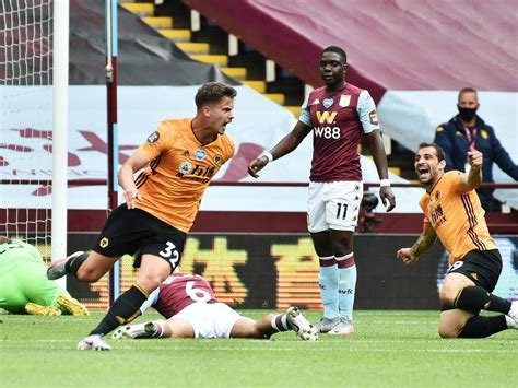 Wolves beat Villa to rise to fifth in EPL | The Area News ...