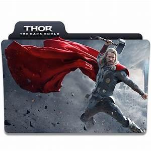 Thor folder icon by jithinjohny on DeviantArt