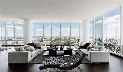 Condo York Living Interior Luxurious Apartment Most