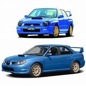 Subaru Impreza All Models  2002-2007