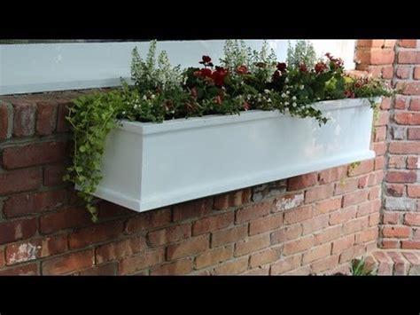 build  flower window box  jon peters youtube