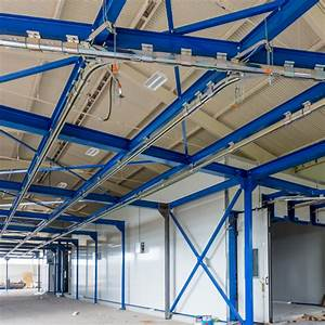 Manual Overhead Conveyor System For Loads Up To 2 000kg