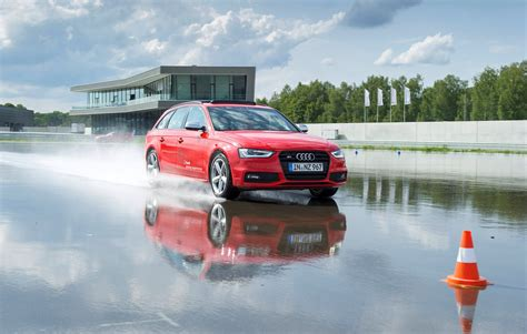 Driving Experience by Audi Opens Driving Experience Center In Germany