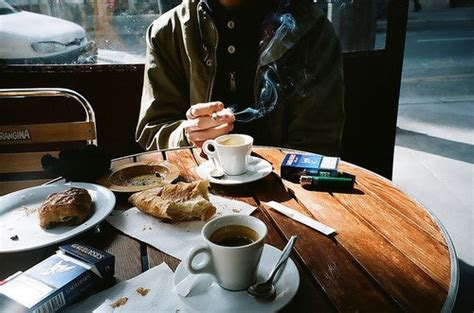 Tumblr Food Hipster Indie Coffee Grunge Cigarettes Idgafood • Is Coffee Addiction Genetic Different Types Of To Make At Home Definition Intervention Poem Stages Paradise Point Maybelline