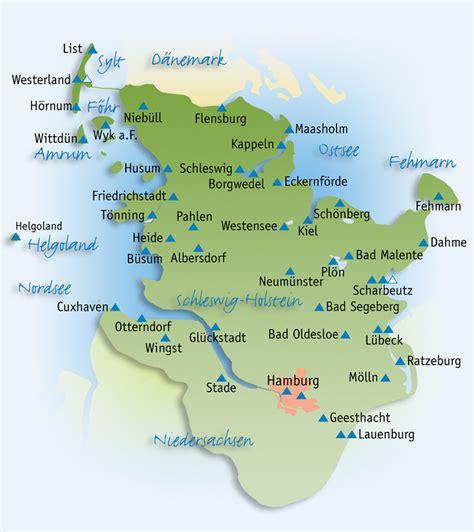 jugendherbergen zwischen nordsee und ostsee