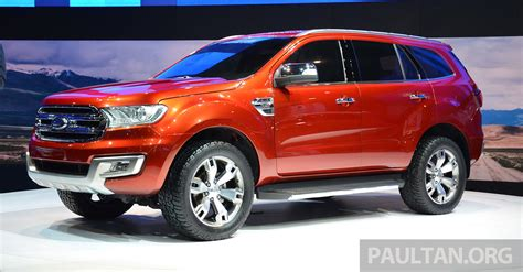 2018 Ford Everest Suv Autos Post