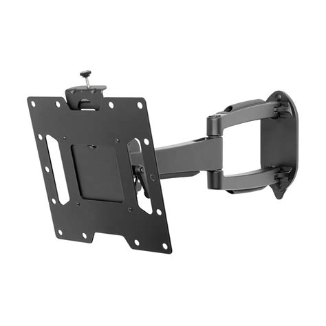 peerless sa740p articulating wall mount for small to mid