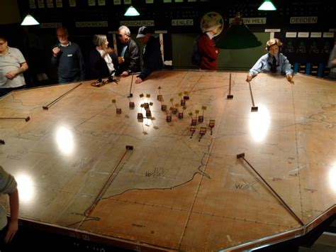 siege table battle of britain bunker well worth a visit