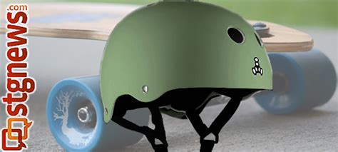 Don't Let That Longboard Ride Be Your Last; Helmets Save